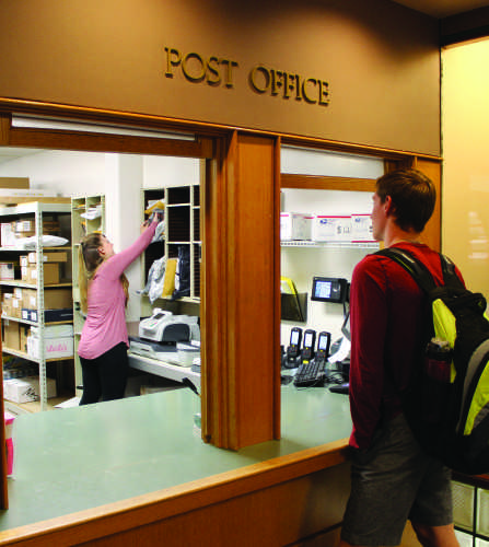 Post office fixes technical issues with emails