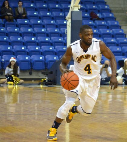Men's basketball falls to Boston University 64-57