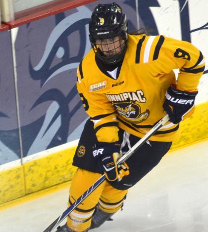 Women's ice hockey routs Dartmouth 7-1