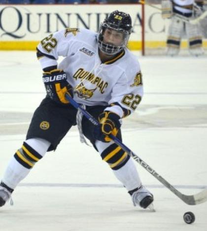 Women's ice hockey tops Harvard 2-1 in OT