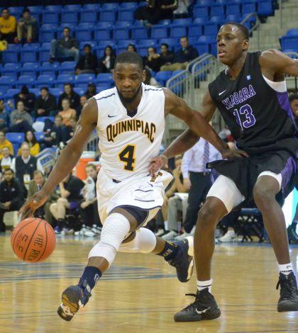Offense lifts men's basketball past Niagara