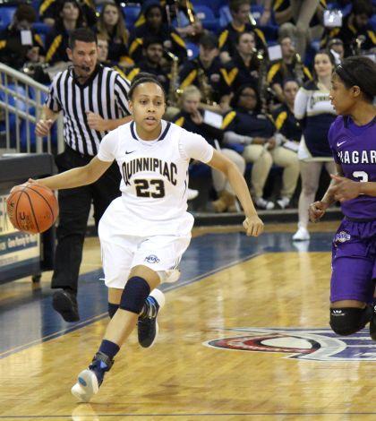 Women's basketball tops Niagara