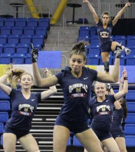 Acrobatics and tumbling wins with highest score of the season