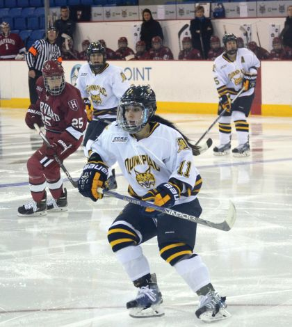 Column: Pay attention to women's ice hockey