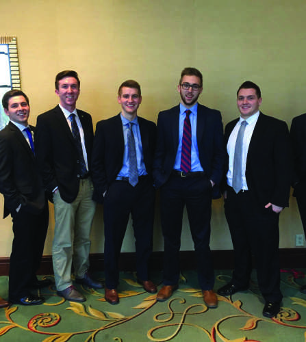 Sig Ep president has high hopes for fraternity