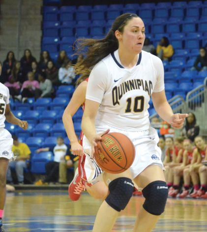 No. 1 seeded women's basketball  prepares to defend MAAC title