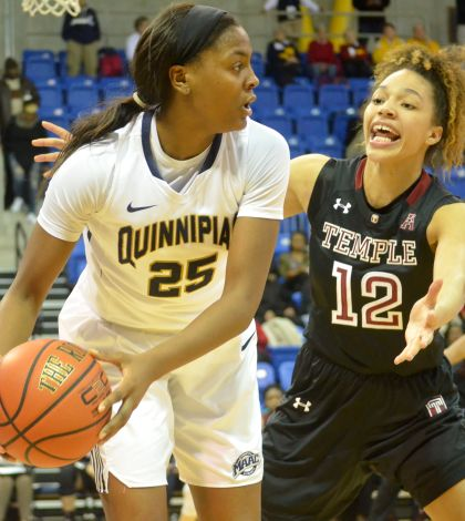 Women's basketball falls to Temple 64-62