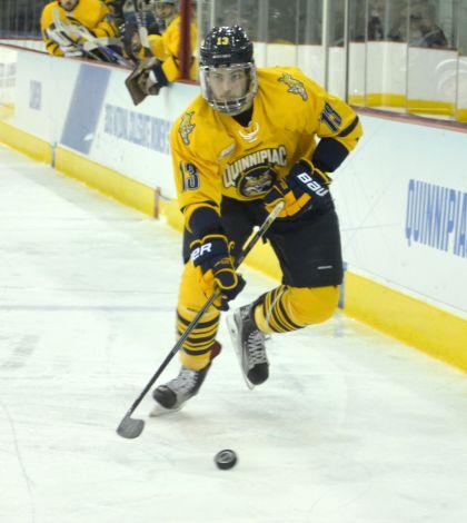 Men's ice hockey falls to Cornell