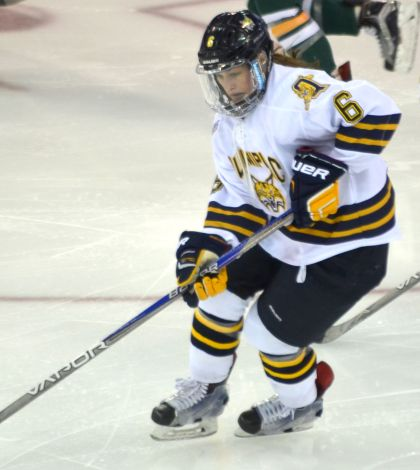 Women's ice hockey falls to Clarkson in NCAA Quarterfinals