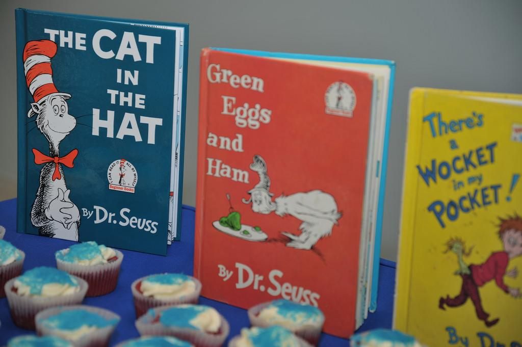Pining for the past: Dr. Seuss