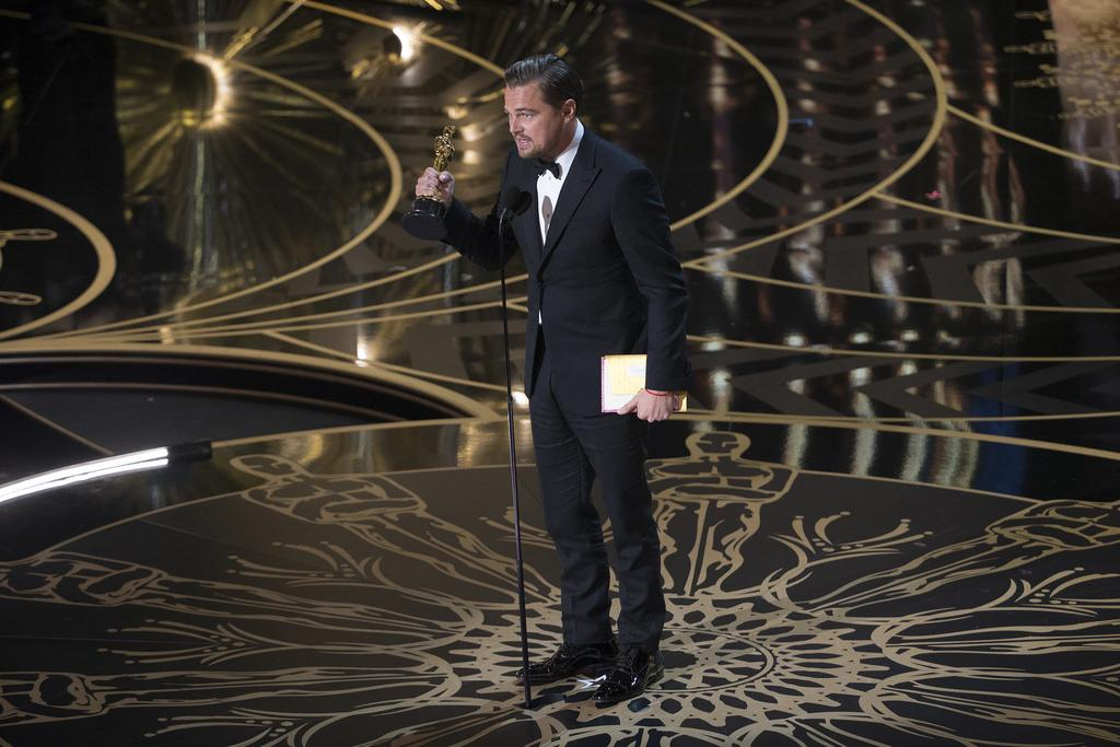 Rave: Dicaprio's Oscar Win