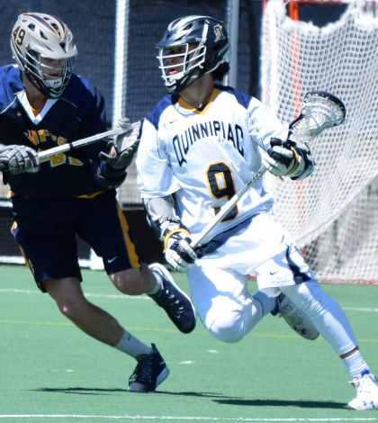 Feldman leads men's lacrosse past Canisius 17-9