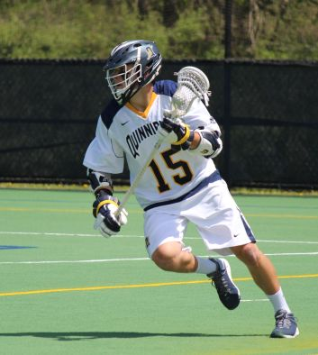 Men's lacrosse finishes regular season with undefeated conference record