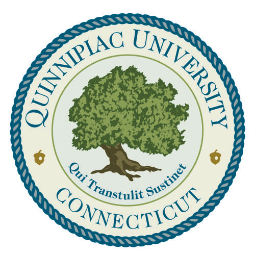 Quinnipiac's traditional logo (above) will be changed in the future.
