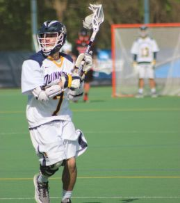 Men's lacrosse advances in first ever NCAA tournament game