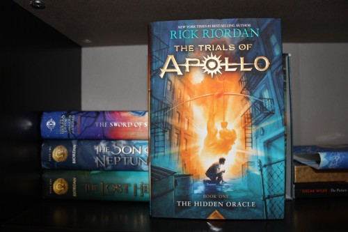 On the shelf: The Hidden Oracle