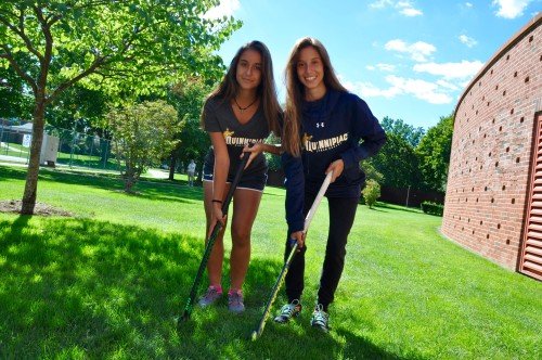 Field hockey sisters bring Spanish influence to the team
