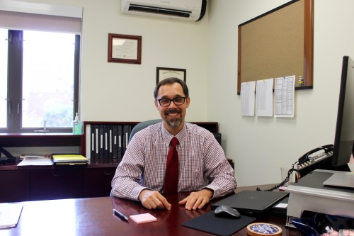 Quinnipiac+welcomes+new+director+of+residential+life