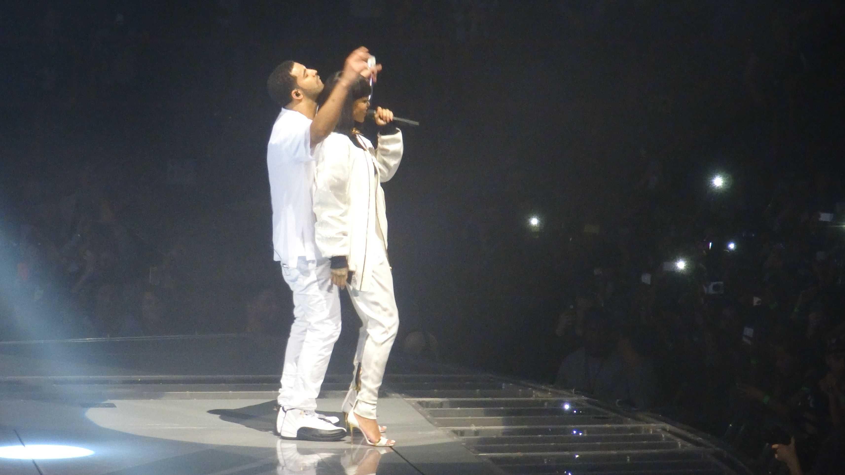 Rave: Drake and Rihanna are