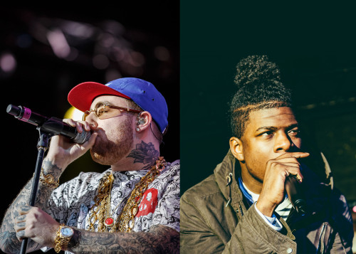 Mac Miller, Mick Jenkins impress with new albums