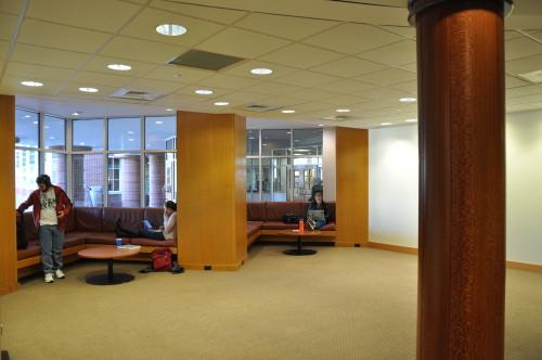 The gallery in the Carl Hansen Student Center will be turned in a multicultural suite.
