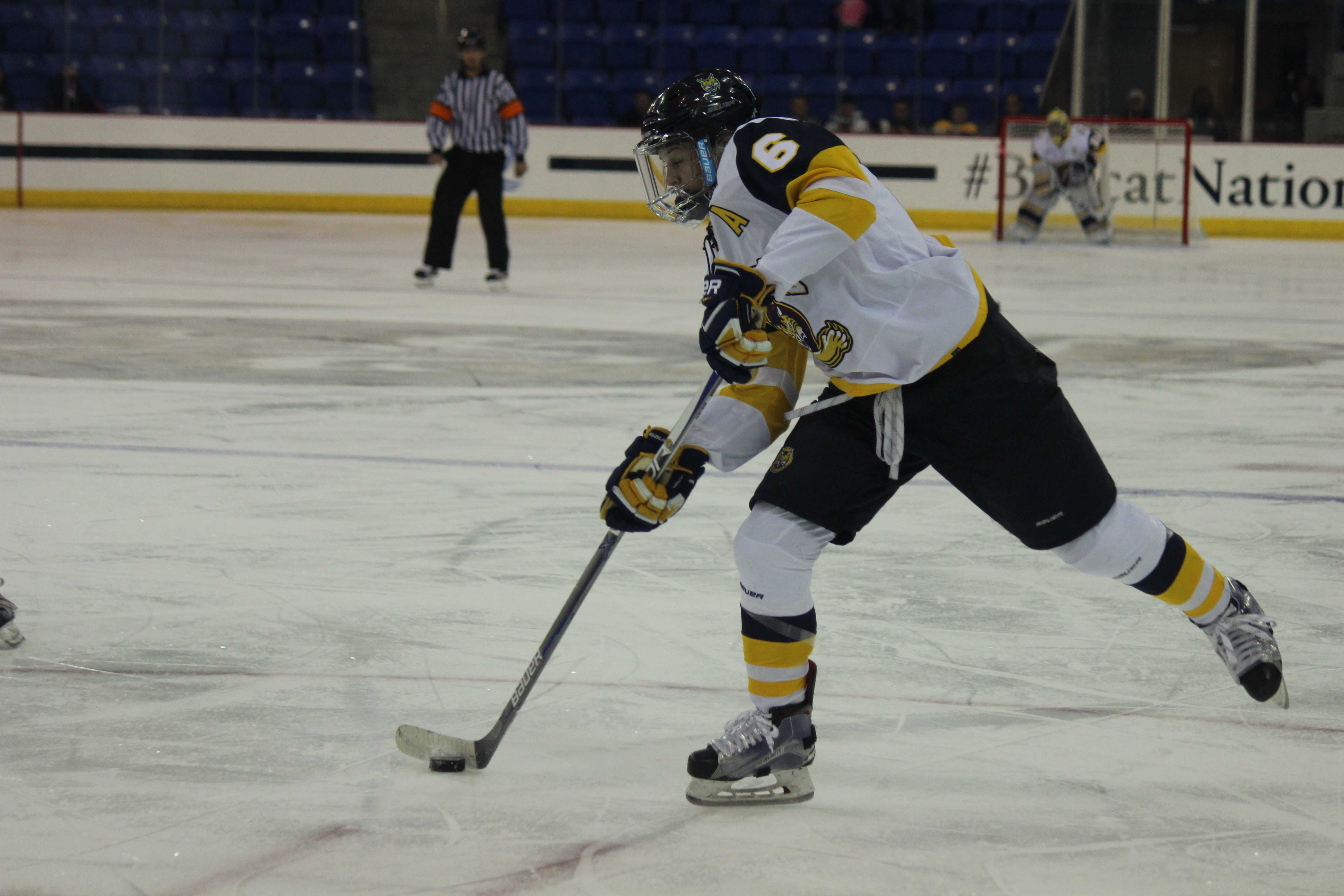 No. 3/3 Quinnipiac women's hockey loses 4-1 to No. 6/7 Boston College