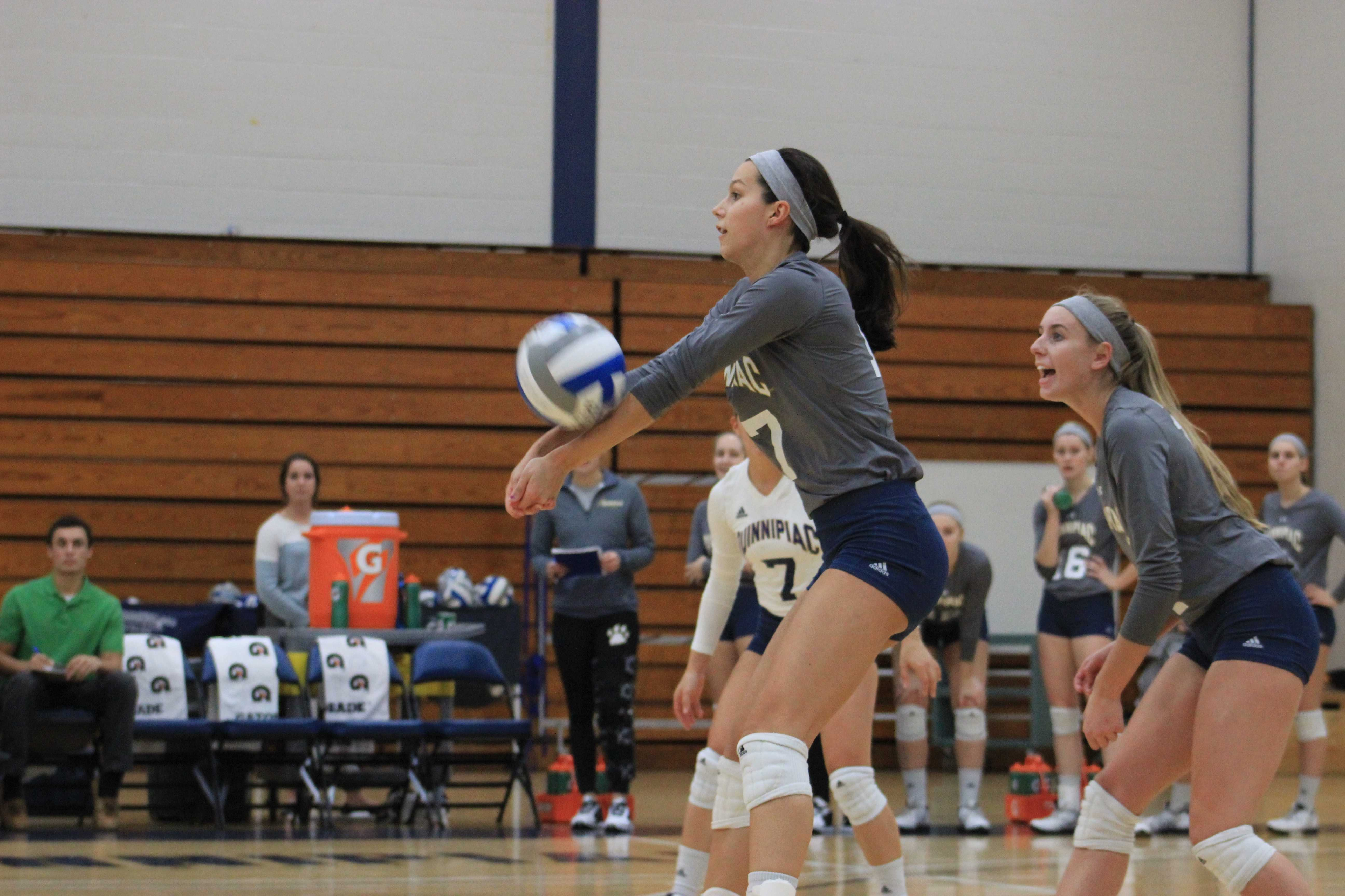 Volleyball remains humble through newfound success