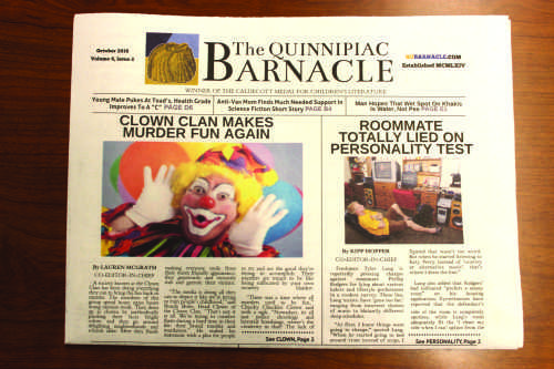RAVE: The Barnacle bring the laughs