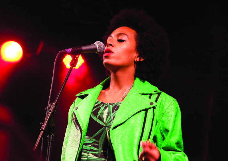 Solange Knowles' new album impresses