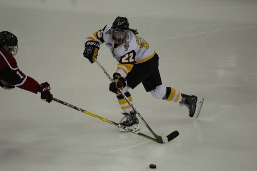 St. Lawrence shuts out women's ice hockey