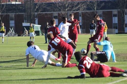 Rider triumphs over Quinnipiac men's soccer in MAAC Championship