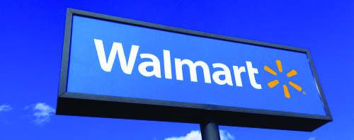 Wreck: Walmart