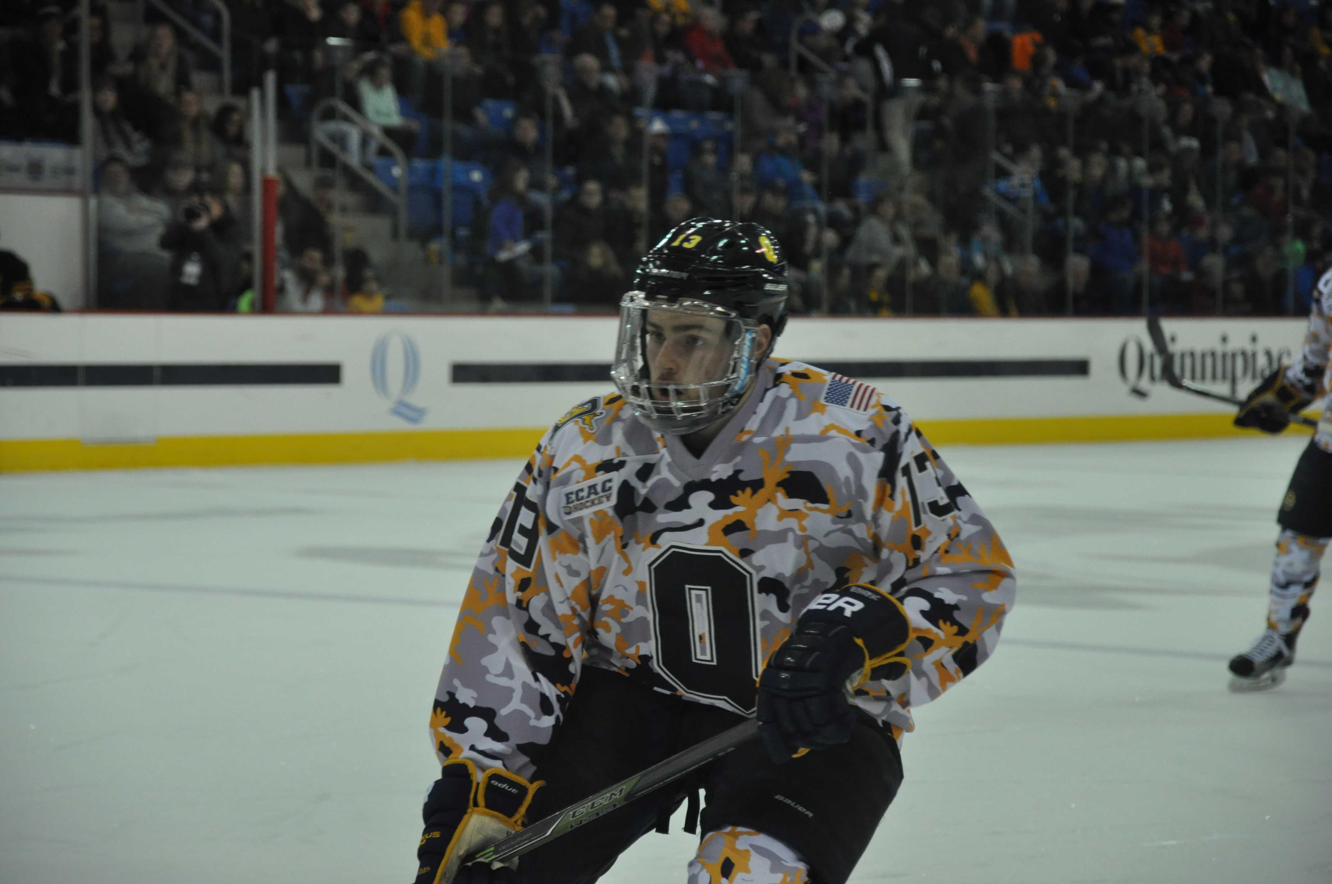 Men's ice hockey ices Arizona State