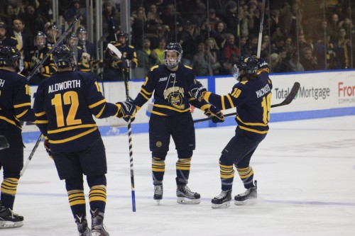 Quinnipiac survives St. Lawrence, moves onto ECAC Hockey semifinals in Lake Placid