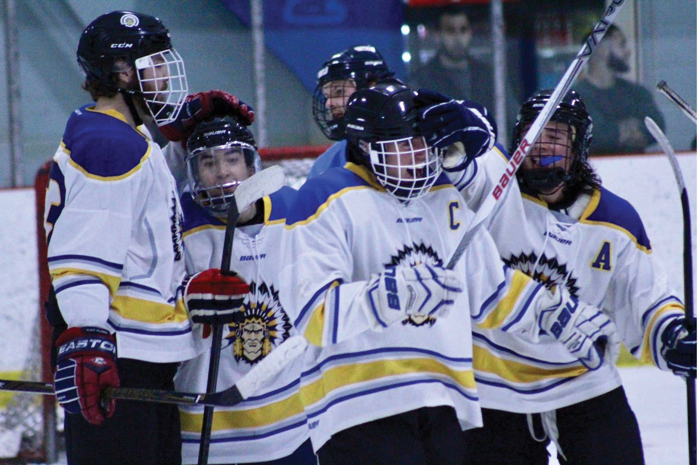 Brave Hockey leads club sports in search for affiliation