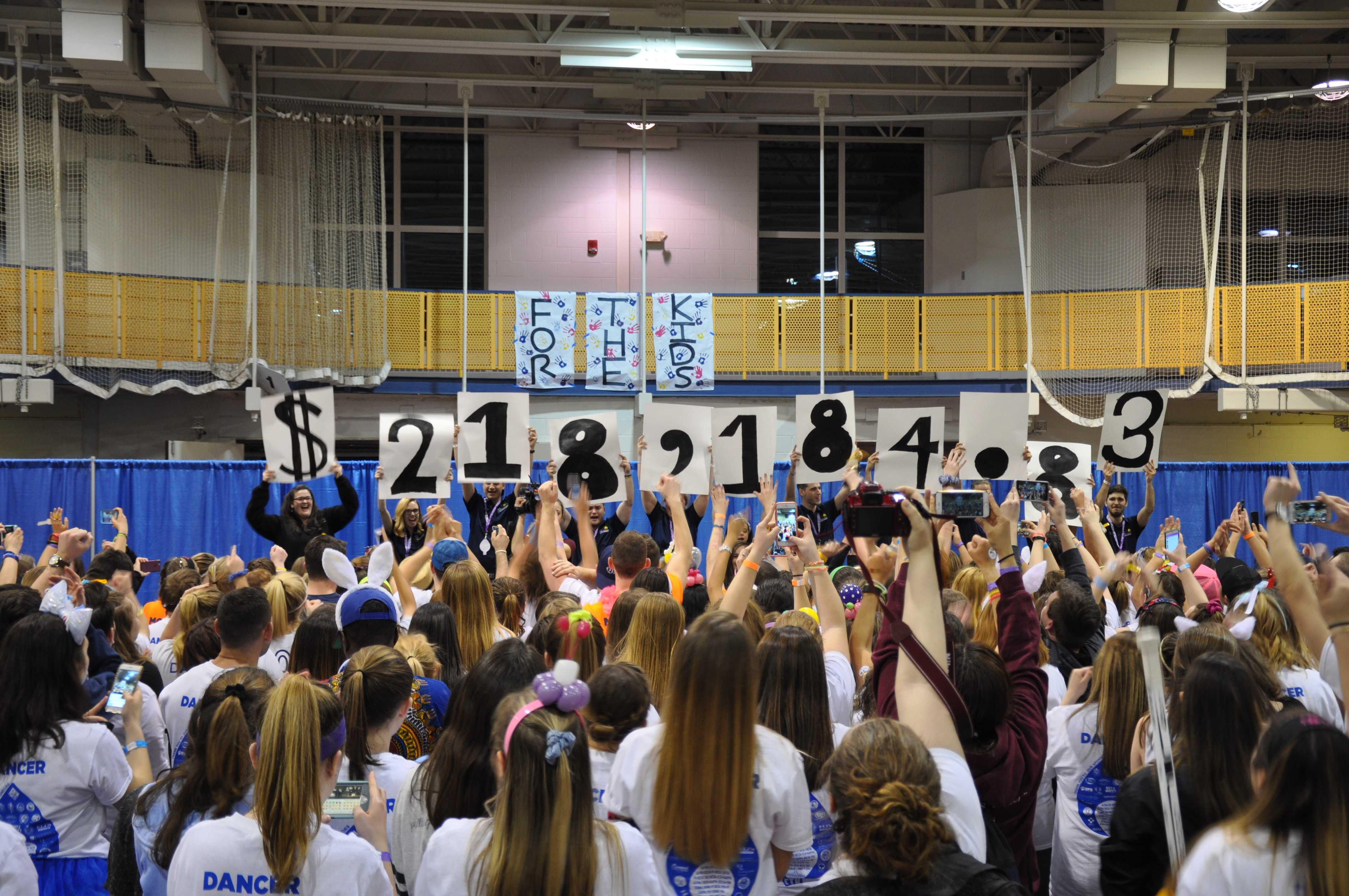 QTHON raises record amount at annual fundraiser