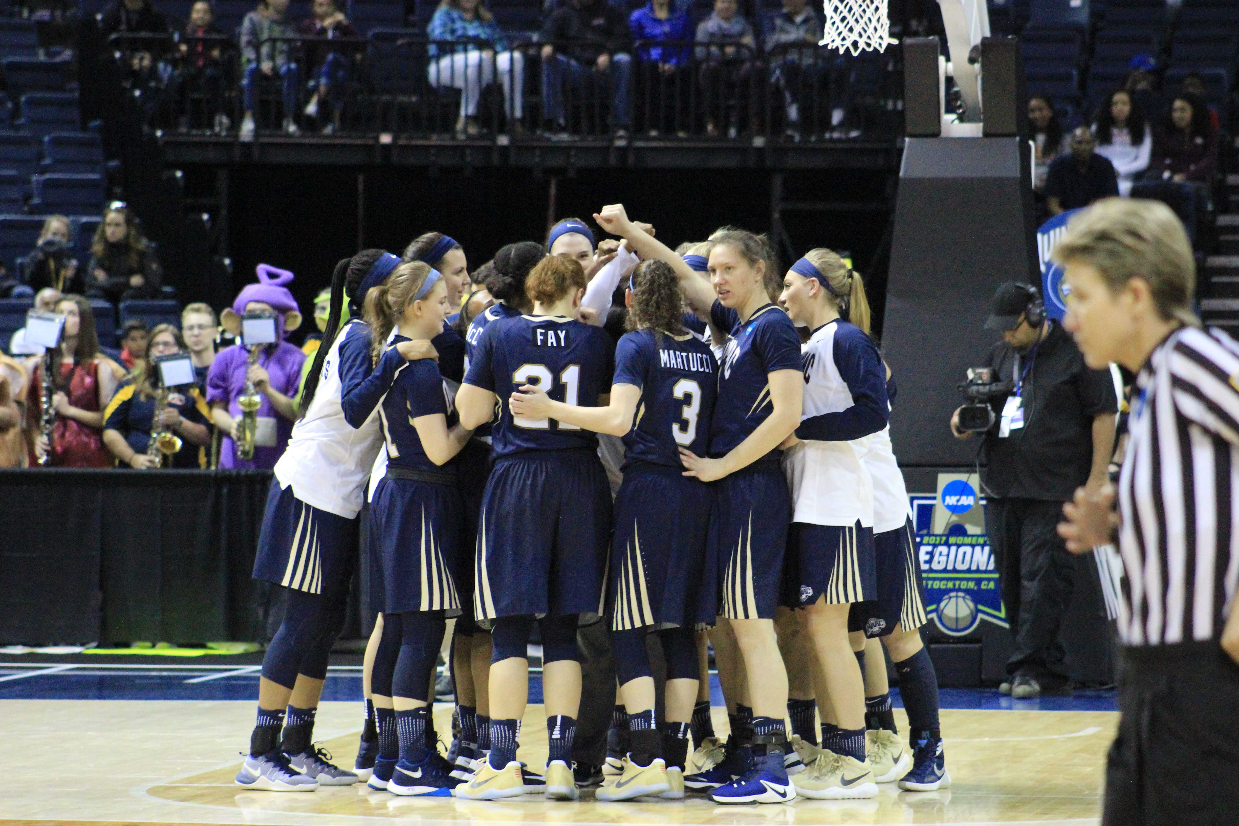 Column: Women's basketball team could benefit from Cinderella effect
