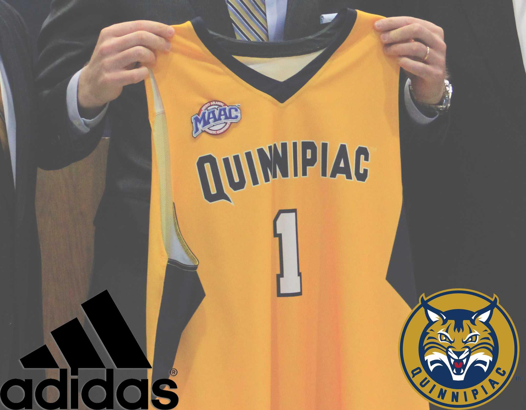 Quinnipiac, adidas announce seven-year partnership