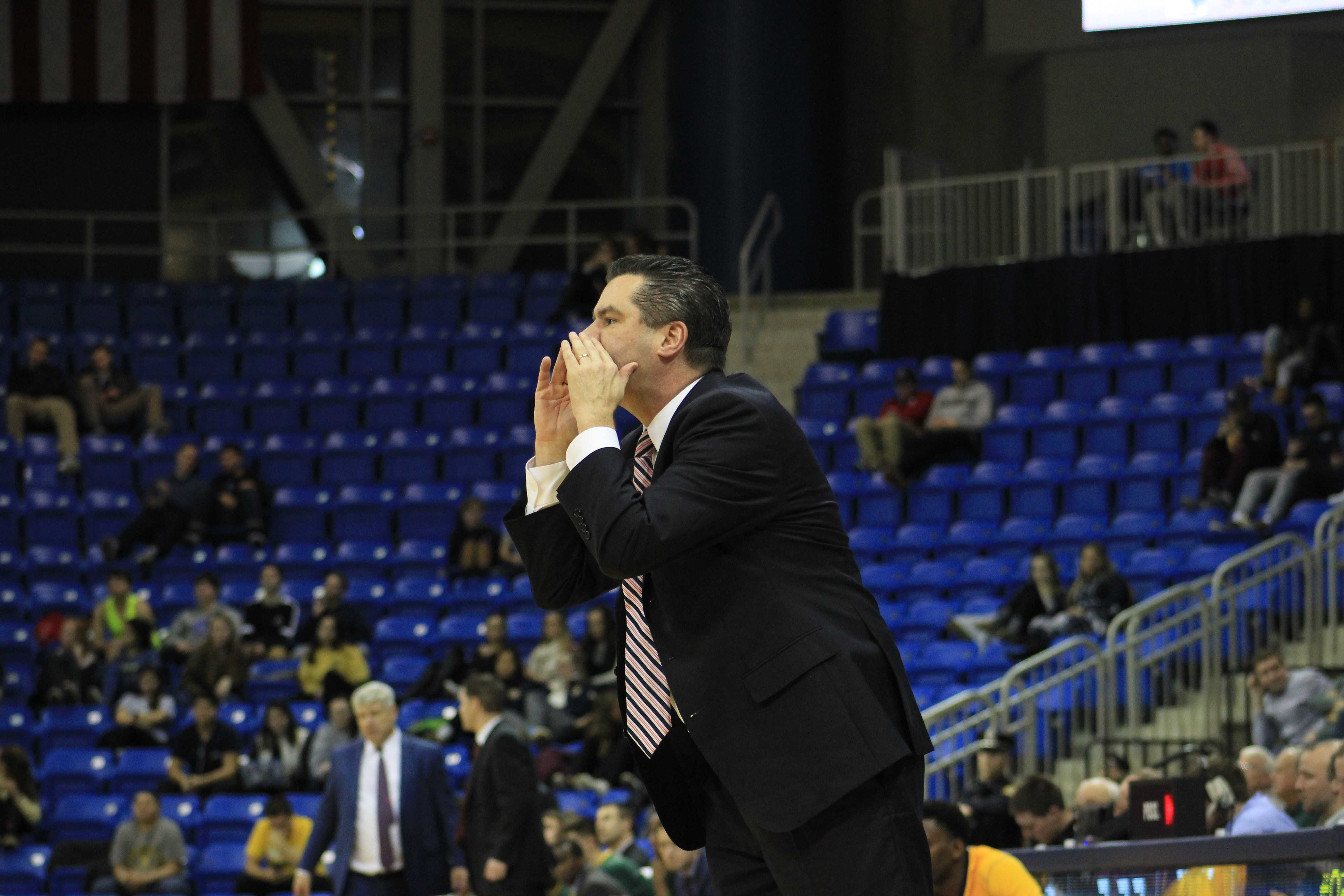 Tom Moore fired as men's basketball head coach after 10 seasons