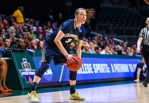 Quinnipiac women's basketball advances to Sweet 16