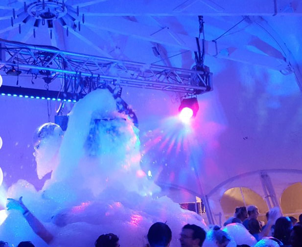 Foam Dome anticipates 500 students at this year's event