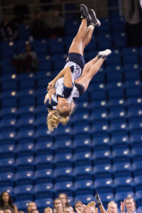 Quinnipiac acrobatics and tumbling downs Fairmont State for fourth straight win