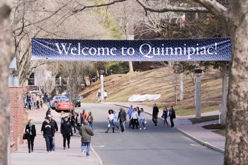 Quinnipiac+leaves+lasting+impression+through+social+media