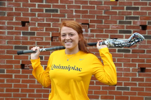 Allison Kuhn balances Quinnipiac women's lacrosse schedule with SGA role