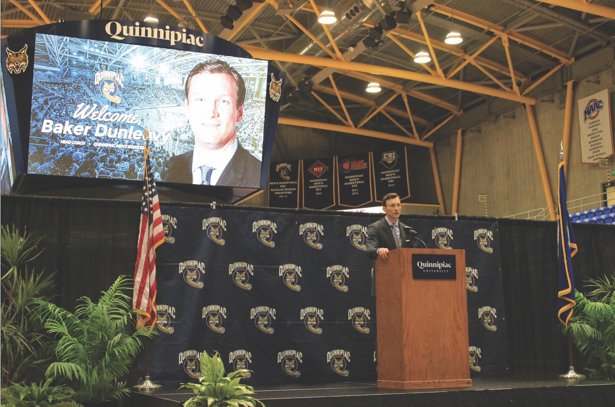 Quinnipiac men's basketball lands Michigan transfer Andrew Dakich