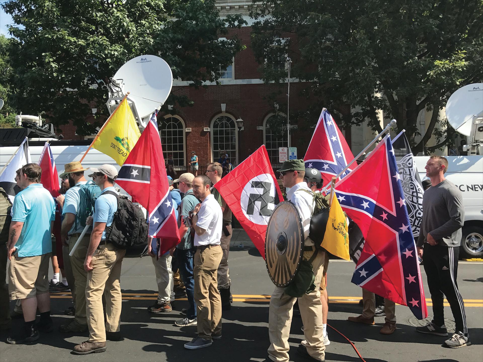 A conversation on Charlottesville