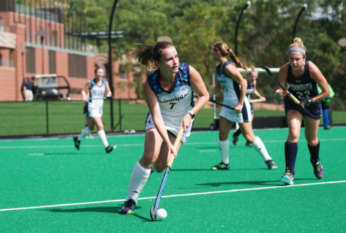 Quinnipiac field hockey dropped by Monmouth
