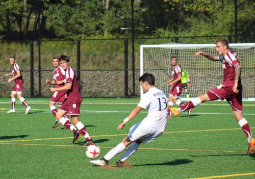 Quinnipiac men's soccer falls to Fordham