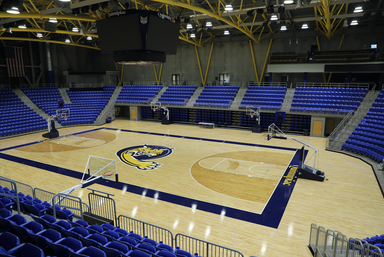 TD Bank's sponsorship with Quinnipiac ends