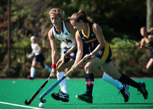 Quinnipiac+field+hockey+beats+Liberty+in+first+win+of+the+QU+Bobcat+Invitational